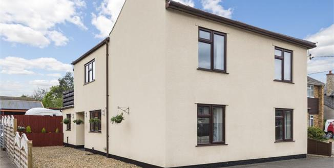 £300,000, 3 Bedroom Detached House For Sale in Soham, CB7