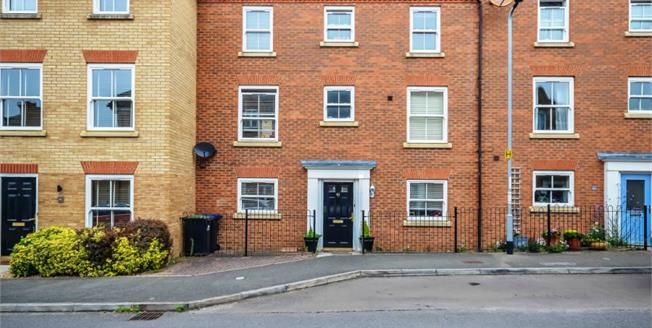 £349,995, 3 Bedroom Terraced House For Sale in Ely, CB6