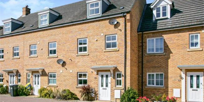 £250,000, 4 Bedroom Terraced House For Sale in Sutton, CB6