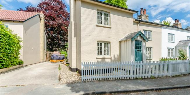 Guide Price £425,000, 3 Bedroom End of Terrace House For Sale in Duxford, CB22