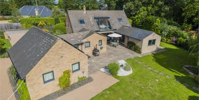 Asking Price £870,000, 4 Bedroom Detached House For Sale in Wimpole, SG8