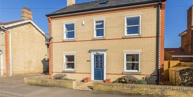 Guide Price £510,000, 5 Bedroom Detached House For Sale in Cottenham, CB24