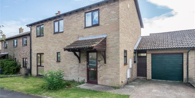 Offers Over £400,000, 4 Bedroom Detached House For Sale in Waterbeach, CB25