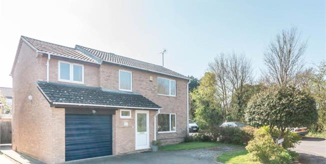 Guide Price £360,000, 4 Bedroom Detached House For Sale in Over, CB24