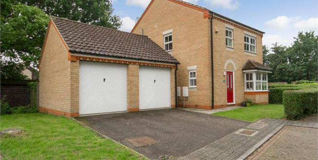 Offers Over £375,000, 4 Bedroom Detached House For Sale in Cottenham, CB24
