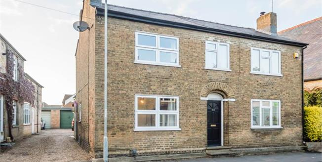 Guide Price £300,000, 2 Bedroom Semi Detached House For Sale in Cottenham, CB24