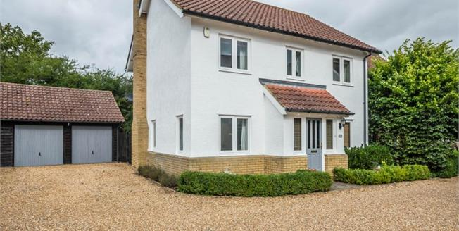 Guide Price £485,000, 4 Bedroom Detached House For Sale in Rampton, CB24