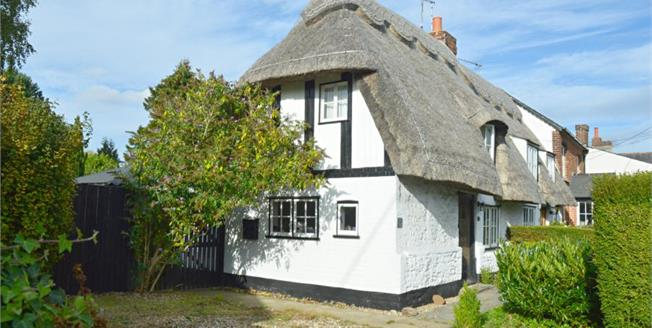 Guide Price £365,000, 2 Bedroom Semi Detached Cottage For Sale in Sewards End, CB10