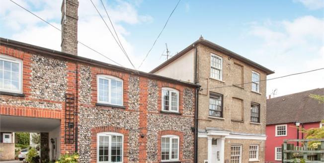 Guide Price £185,000, 1 Bedroom Flat For Sale in Saffron Walden, CB10