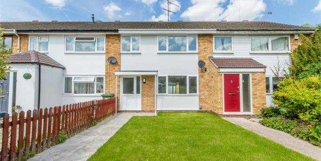 Offers in excess of £300,000, 3 Bedroom Terraced House For Sale in Sawston, CB22