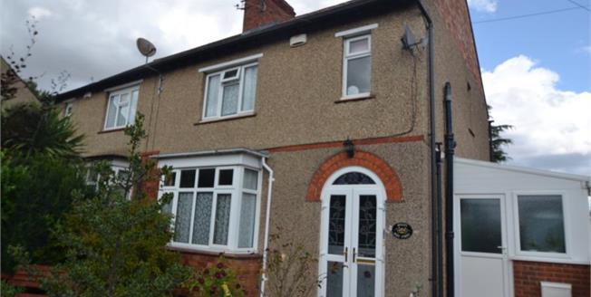 £230,000, 3 Bedroom Semi Detached House For Sale in Wellingborough, NN8