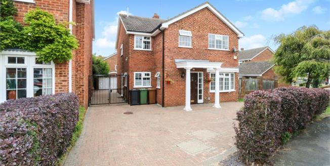 Offers in excess of £350,000, 4 Bedroom Detached House For Sale in Wellingborough, NN8