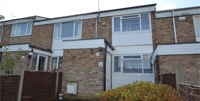 £87,500, 2 Bedroom Terraced House For Sale in Little Harrowden, NN9