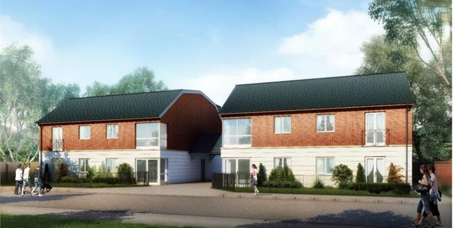 £285,000, 2 Bedroom Flat For Sale in Newport Pagnell, MK16
