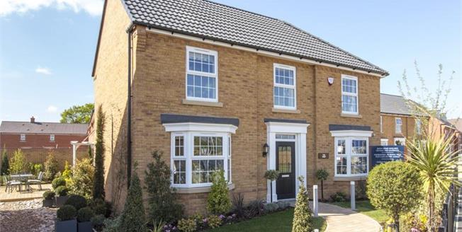 £447,995, House For Sale in Brackley, NN13