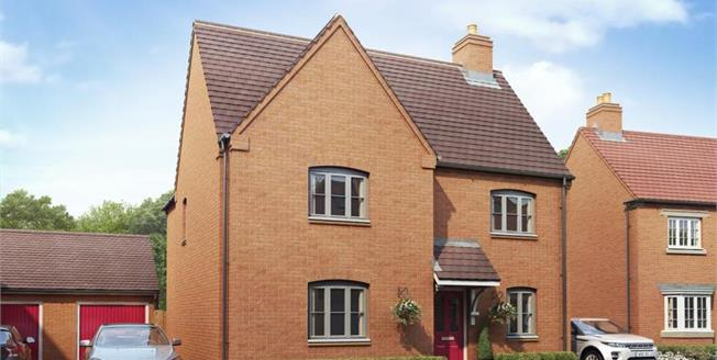 £442,995, House For Sale in Brackley, NN13