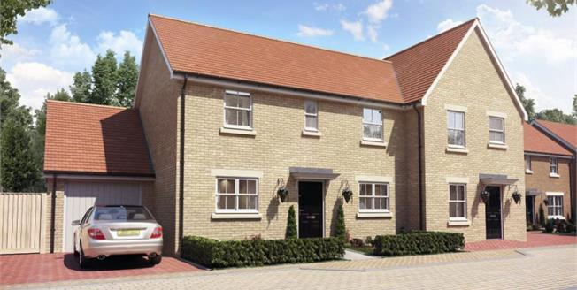 £375,950, 3 Bedroom Detached House For Sale in Biggleswade, SG18