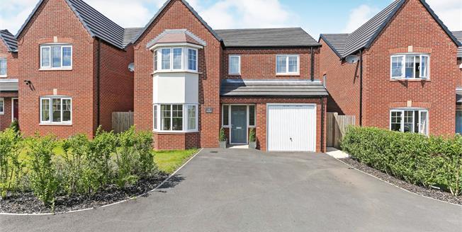 Asking Price £335,000, 4 Bedroom Detached House For Sale in Grendon, CV9