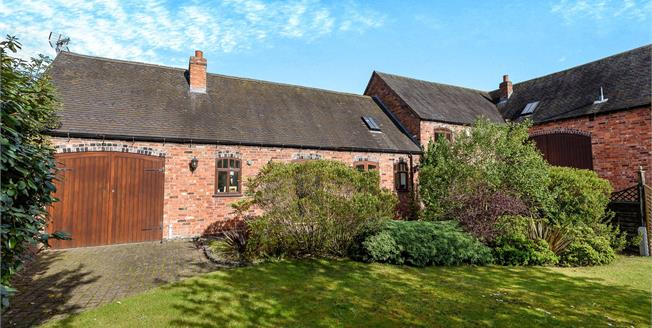 Offers Over £475,000, 5 Bedroom Link Detached House For Sale in Shareshill, WV10