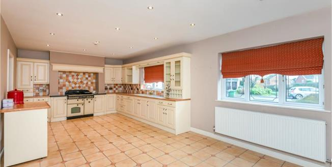 £600,000, 4 Bedroom Detached House For Sale in Walsall, WS6