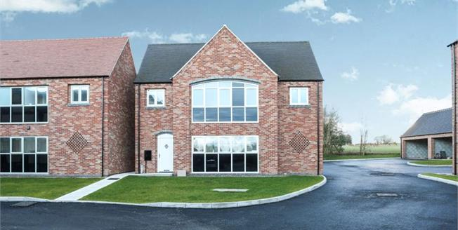 £595,000, 3 Bedroom Detached House For Sale in Shawbury Lane, B46