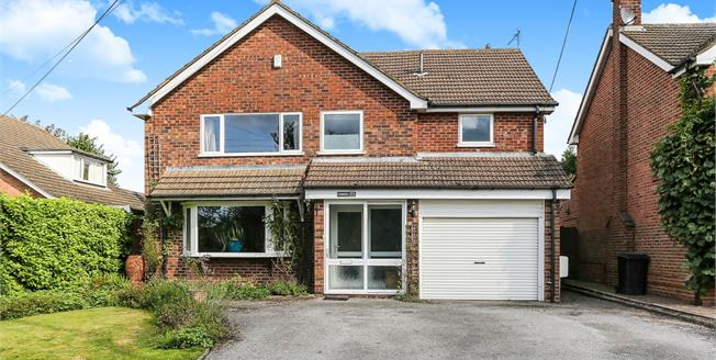 Offers Over £520,000, 4 Bedroom Detached House For Sale in Coleshill, B46