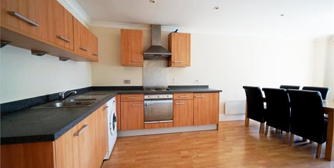 Offers in the region of £190,000, 2 Bedroom Upper Floor Flat For Sale in Coventry, CV1