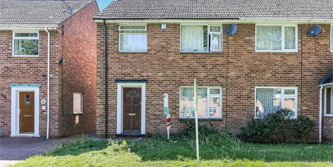 Offers Over £165,000, 3 Bedroom Semi Detached House For Sale in Coventry, CV4