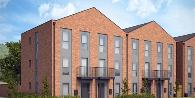 £252,950, 3 Bedroom Town House For Sale in Abbey Park Road, LE4