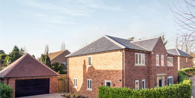 £695,000, 5 Bedroom Detached House For Sale in Bramcote, NG9