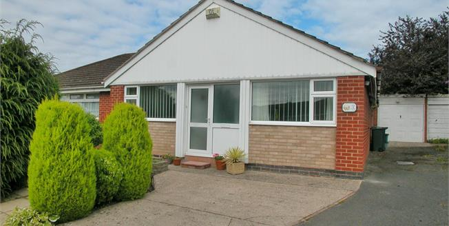 £200,000, 2 Bedroom Semi Detached Bungalow For Sale in Neston, CH64