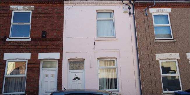Offers in the region of £115,000, 2 Bedroom Terraced House For Sale in Coventry, CV1