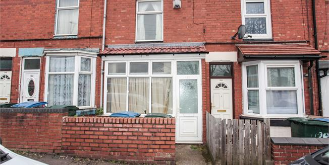 Offers Over £150,000, 3 Bedroom Terraced House For Sale in Coventry, CV1
