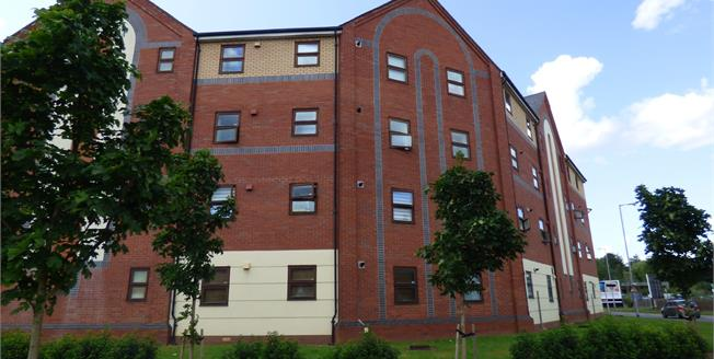 Offers in the region of £140,000, 2 Bedroom Flat For Sale in Tamworth, B79