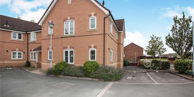 Offers Over £125,000, 2 Bedroom Flat For Sale in Tamworth, B77