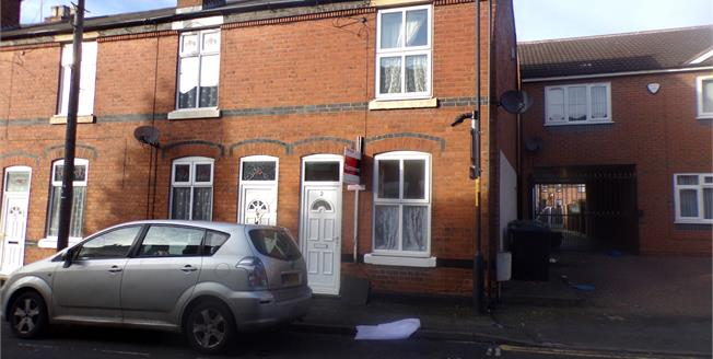 Offers Over £135,000, 3 Bedroom Terraced House For Sale in Walsall, WS1