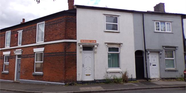 Offers Over £100,000, 2 Bedroom Terraced House For Sale in Walsall, WS1