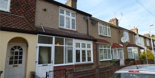 Offers in excess of £350,000, 3 Bedroom Terraced House For Sale in Barking, IG11