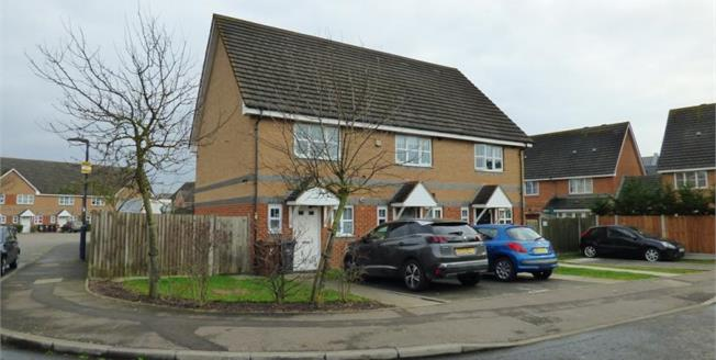 Asking Price £315,000, 2 Bedroom End of Terrace House For Sale in Barking, IG11