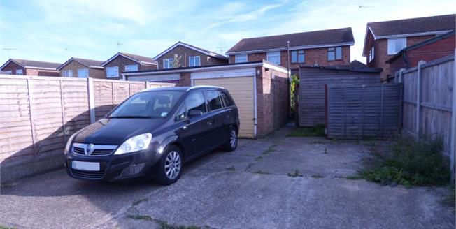 Guide Price £300,000, 4 Bedroom Semi Detached House For Sale in Canvey Island, SS8