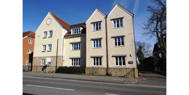 Asking Price £360,000, 2 Bedroom Flat For Sale in Billericay, CM12