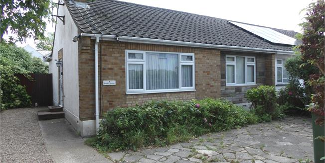 Offers in excess of £350,000, 2 Bedroom Semi Detached Bungalow For Sale in Billericay, CM12