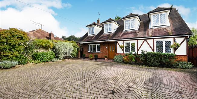 Offers in excess of £850,000, 5 Bedroom Detached House For Sale in Runwell, SS11