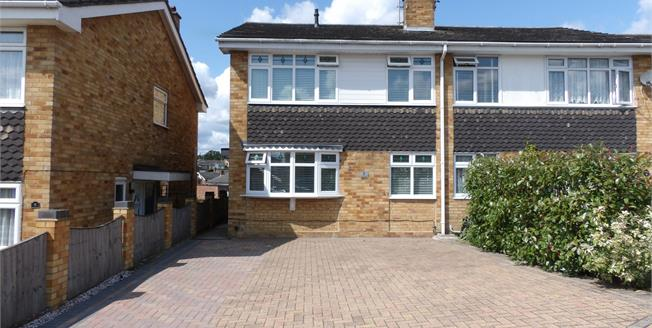 Offers in excess of £400,000, 4 Bedroom Semi Detached House For Sale in Billericay, CM11