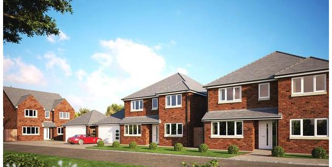 Asking Price £425,000, 4 Bedroom Detached House For Sale in Wirral, CH62