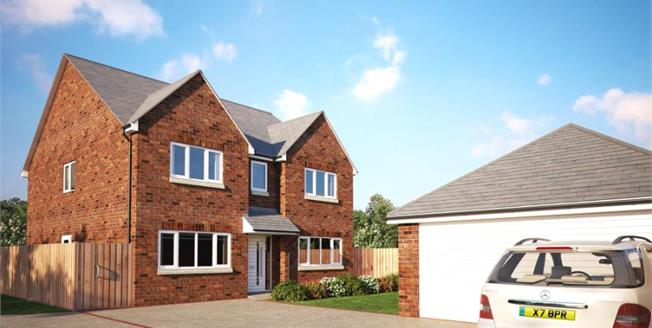 Asking Price £475,000, 4 Bedroom Detached House For Sale in Wirral, CH62