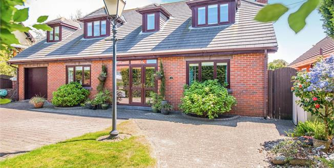 Offers Over £600,000, 4 Bedroom Detached House For Sale in Liverpool, L23