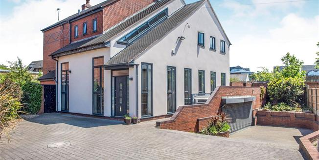 Offers Over £550,000, 4 Bedroom Detached House For Sale in Liverpool, L23