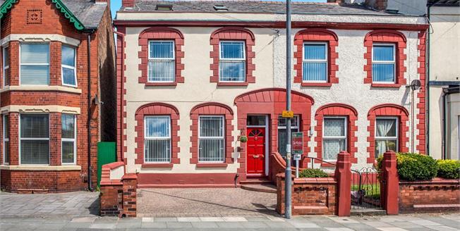 £290,000, 7 Bedroom Semi Detached House For Sale in Waterloo, L22