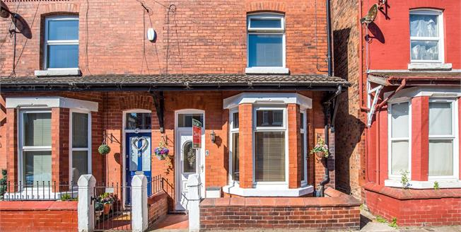 Offers Over £160,000, 3 Bedroom Semi Detached House For Sale in Liverpool, L22
